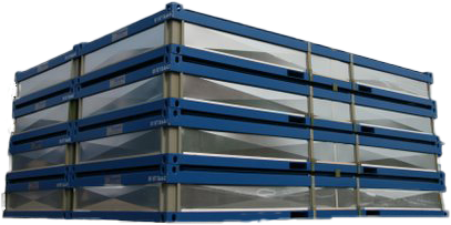 20ft transpack accommodatie container