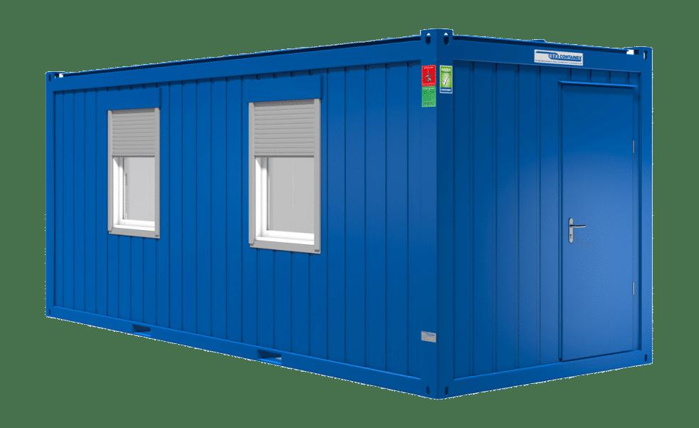 20ft accommodatie container - nieuw