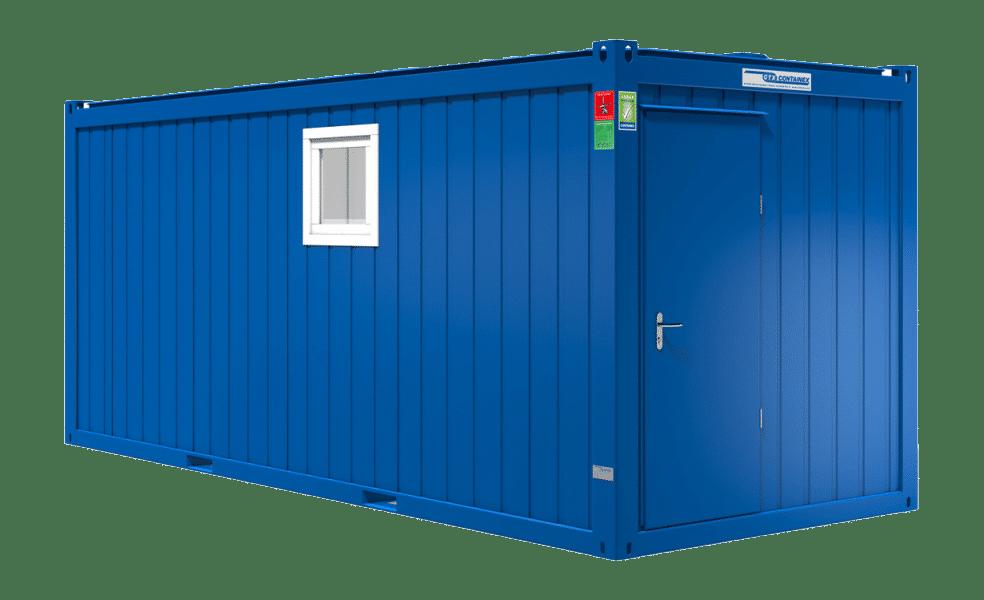 20ft sanitair container - nieuw