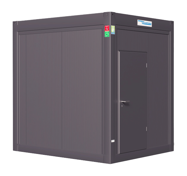 10ft Accommodatie Pus Line container