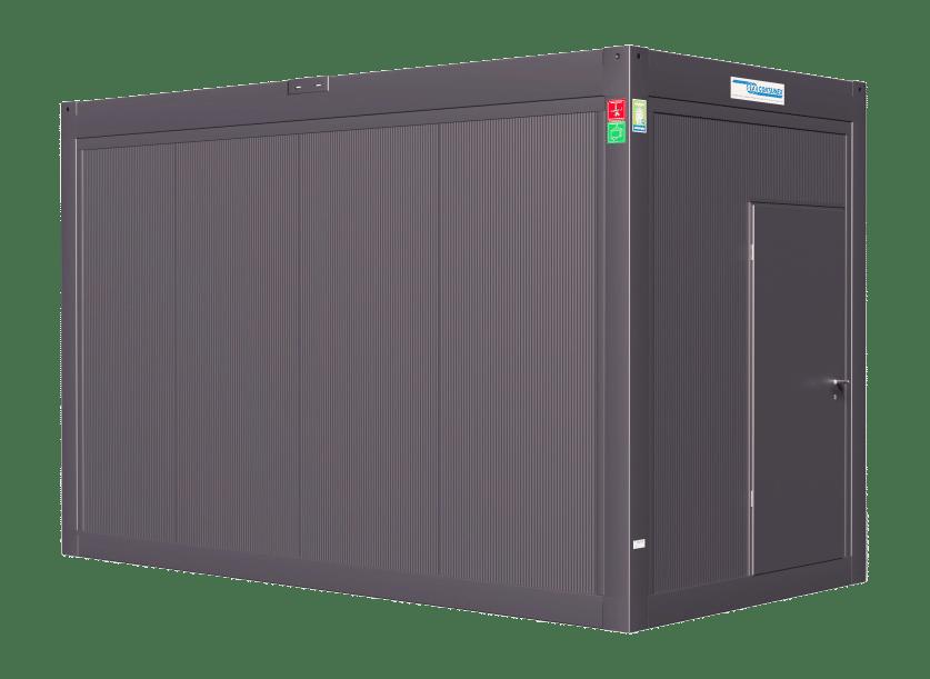 16ft Accommodatie container Plus Line