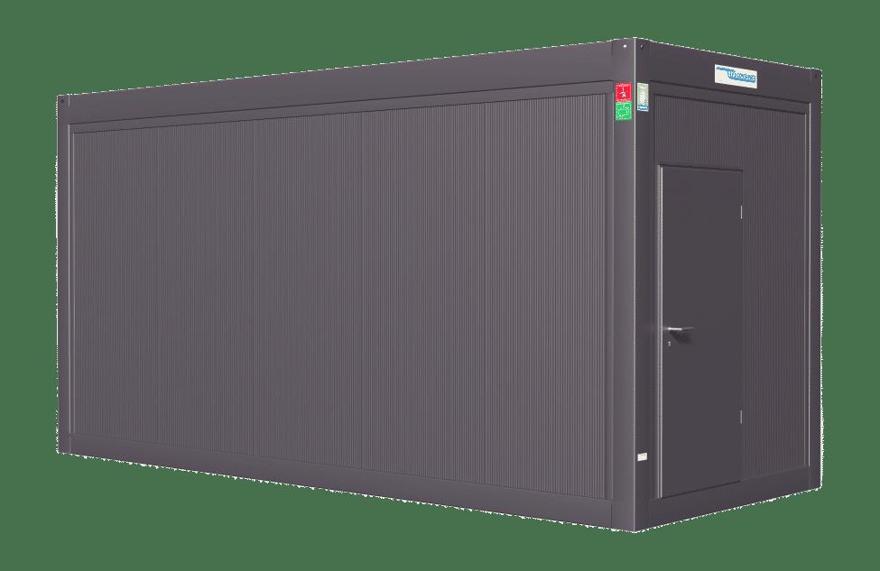 20ft AC Plus Line Container